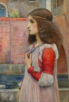 John William Waterhouse: Juliet