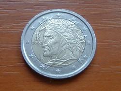 OLASZ 2 EURO 2002 DANTE #