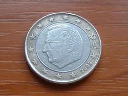 BELGIUM 1 EURO 2002 #