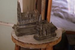 Kölni Dóm tintatartó és levélnehezék