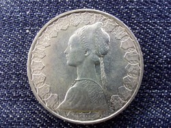 Olaszország .835 ezüst 500 Líra 1958 R / id 13902/