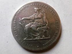 Ezüst Ferenc József 2 Gulden Ritka