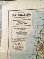 Palesztina  a bibliai események helyszíne 1892.