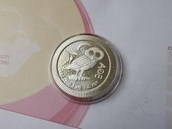 2017 Niue bagoly ezüst érme 31,1 gramm 0,999
