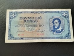 1945-ös 1 Millió Pengő