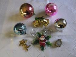 Régi karácsonyfa dísz