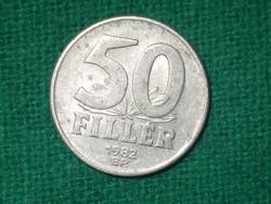 50 Fillér  1982 !