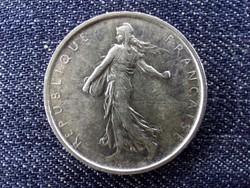 Franciaország .835 ezüst 5 Frank 1966 / id 14198/