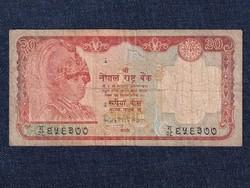 Nepál 20 Rúpia bankjegy 2002 / id 12839/