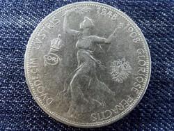 Ausztria ezüst 5 Korona 1908 / id 13977/