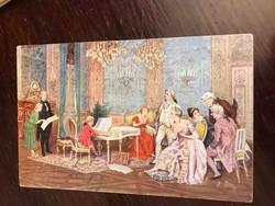 D. Mastaglio: Mozart az osztrák császári udvarban