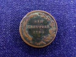 Ausztria Mária Terézia 1 Krajcár 1780 K / id 4413/