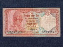 Nepál 20 Rúpia bankjegy 1995 / id 12838/