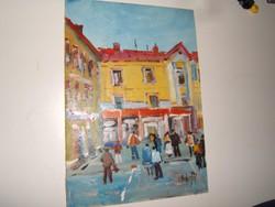 TABÁNI -- festmény