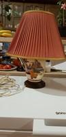 Antik Keleti mintás Éjjeli lámpa.