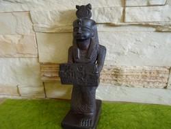 Egyiptomi írnok szobor