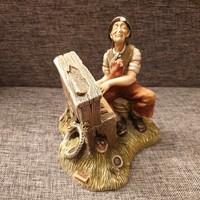 Grandfinale - Naturecraft keramia lepattanasokkal kb 20 cm