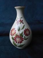 Zsolnay, margarétás, jelzett váza. Hibátlan, gyűjtői darab. Karácsonyra.