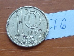 KAZAHSZTÁN 10 TENGE 2006 76.