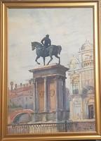Förstner Tivadar (1878-1935) Velence