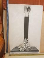 Grafika/festmény/akvarell csomag, sok remekmű, olcsón! Technikát, méretet jeleztem! Farkas László