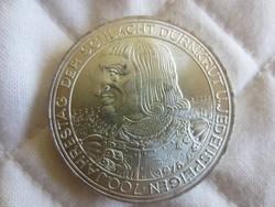 Osztrák Ausztria 100 shilling ezüst érme  24gr - 0.6400ag
