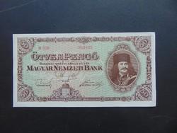 50 pengő 1945 D 028 Szép ropogós bankjegy