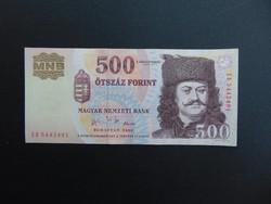 500 forint 2006 EB Jubileumi 500 forint UNC