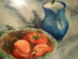 Különleges akvarell