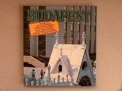 BUDAPEST német nyelvű olvasatlan példány, CORVINA 1982