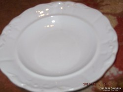 Nagyon régi cseh tányér