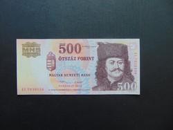 500 forint 2013 EC UNC !