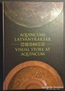 Aquincumi látványraktár. római régészeti kiállítás