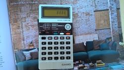 Működő Casio Alarm Computer eredeti dobozában gyűjtőknek, nosztalgiázóknak