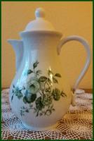 Hutschenreuther német porcelán teáskanna