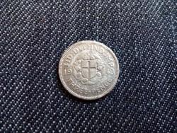 Anglia VI. György .500 ezüst 3 Pence 1943 / id 12695/