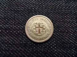 Anglia VI. György .500 ezüst 3 Pence 1937 / id 12587/