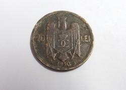 Románia 20 lei 1930.