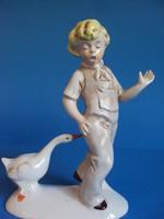 Szép Lippelsdorf porcelán