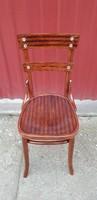 """Thonet """"globus""""6 szék gyönyörű állapotban"""
