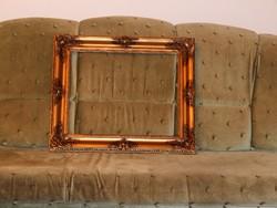 40 x 50 cm-es belméretű blondel keret kiváló állapotban