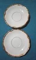 2 db Edelstein  teás csésze alátét tányér