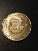 Ezüst 5 Forint 1947!