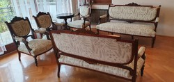 Ónémet stílusú ülőgarnitúra