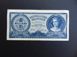 1 milliárd milpengő 1946  01