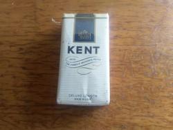 Retro Kent cigaretta bontatlan
