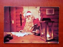 Régi karácsonyi képeslap