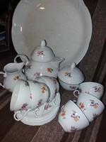 Kahla készlet, cappuccinós, hosszúkávés, teás