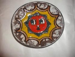 Pál Ferenc fali tányér