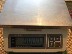 Teamérleg, preciziós gramm mérleg